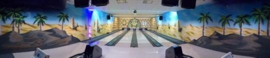 Bowling im ARA Markelsheim