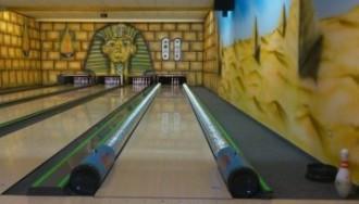 Bumper Bowling für die Kleinen